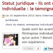 Interview Gautier Girard