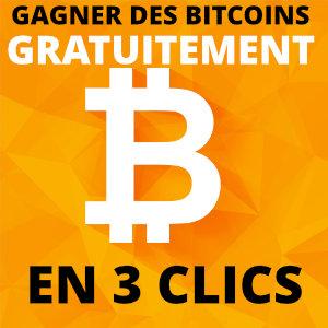 Gagner des Bitcoins gratuitement