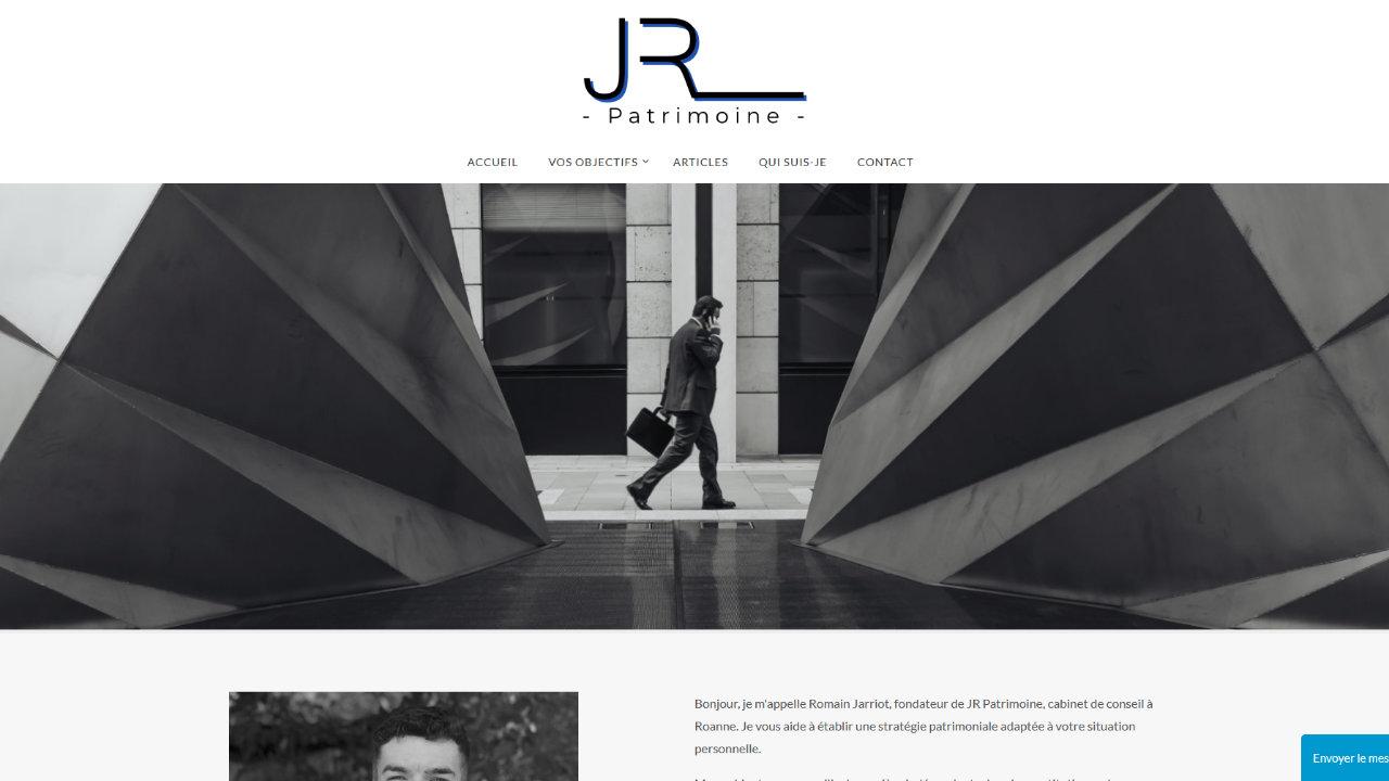 JR Patrimoine